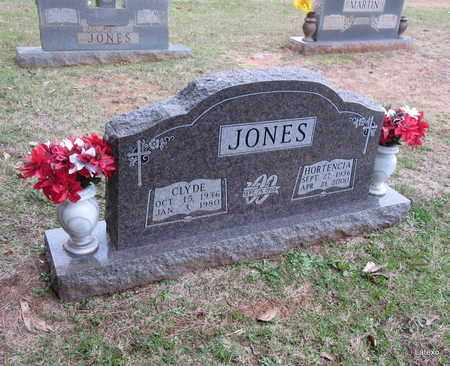 JONES, CLYDE - Houston County, Texas   CLYDE JONES - Texas Gravestone Photos
