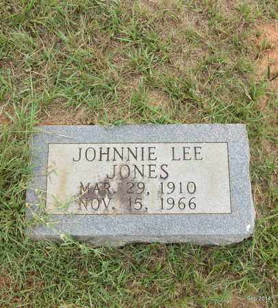 JONES, JOHNNIE LEE - Houston County, Texas | JOHNNIE LEE JONES - Texas Gravestone Photos
