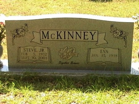 MCKINNEY, JR., STEVE - Houston County, Texas   STEVE MCKINNEY, JR. - Texas Gravestone Photos