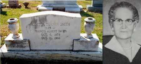 SMITH, ROSETTA - Houston County, Texas   ROSETTA SMITH - Texas Gravestone Photos