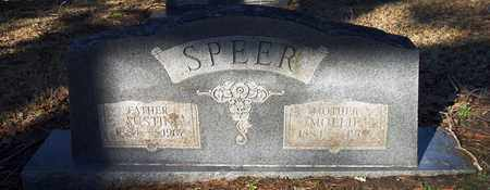 SPEER, MOLLIE - Houston County, Texas | MOLLIE SPEER - Texas Gravestone Photos