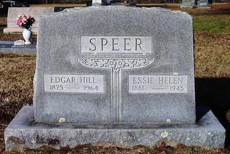SANDERS SPEER, ESSIE HELEN - Houston County, Texas | ESSIE HELEN SANDERS SPEER - Texas Gravestone Photos