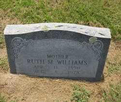 M WILLIAMS, RUTH - Houston County, Texas | RUTH M WILLIAMS - Texas Gravestone Photos