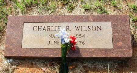 WILSON, CHARLIE RAY - Houston County, Texas   CHARLIE RAY WILSON - Texas Gravestone Photos