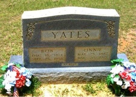 YATES, LINNIE ANN - Houston County, Texas | LINNIE ANN YATES - Texas Gravestone Photos