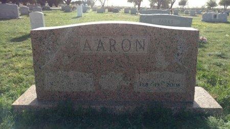 AARON, HAZEL BEATRICE - Howard County, Texas | HAZEL BEATRICE AARON - Texas Gravestone Photos