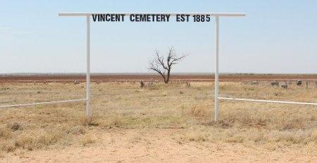 *CEMETERY ENTRANCE,  - Howard County, Texas    *CEMETERY ENTRANCE - Texas Gravestone Photos