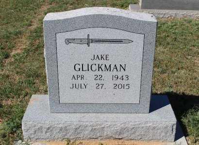 GLICKMAN, JAKE - Howard County, Texas | JAKE GLICKMAN - Texas Gravestone Photos