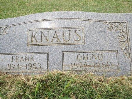 YOUNG KNAUS, OMINO - Howard County, Texas | OMINO YOUNG KNAUS - Texas Gravestone Photos