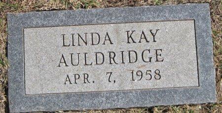 AULDRIDGE, LINDA KAY - Hutchinson County, Texas | LINDA KAY AULDRIDGE - Texas Gravestone Photos