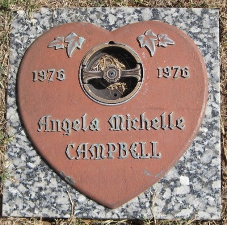 CAMPBELL, ANGELA MICHELLE - Hutchinson County, Texas | ANGELA MICHELLE CAMPBELL - Texas Gravestone Photos