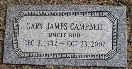 CAMPBELL, GARY JAMES - Hutchinson County, Texas   GARY JAMES CAMPBELL - Texas Gravestone Photos