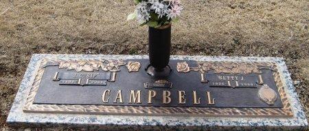 "CAMPBELL, J.C. ""SIP"" - Hutchinson County, Texas | J.C. ""SIP"" CAMPBELL - Texas Gravestone Photos"