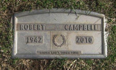 CAMPBELL, ROBERT - Hutchinson County, Texas | ROBERT CAMPBELL - Texas Gravestone Photos