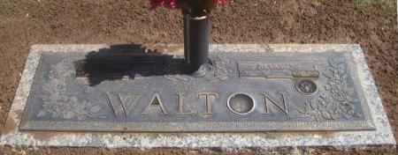 WALTON, MARVIN - Hutchinson County, Texas   MARVIN WALTON - Texas Gravestone Photos