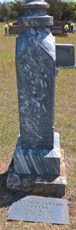 EVANS, CYNTHIA - Jack County, Texas | CYNTHIA EVANS - Texas Gravestone Photos