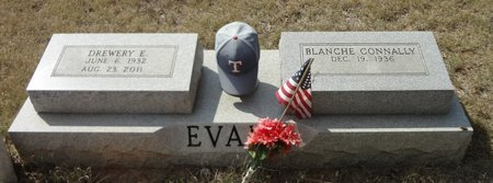 EVANS, DREWERY ELLIOTT - Jack County, Texas   DREWERY ELLIOTT EVANS - Texas Gravestone Photos