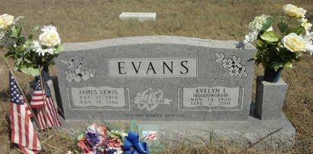 EVANS, JAMES LEWIS - Jack County, Texas   JAMES LEWIS EVANS - Texas Gravestone Photos