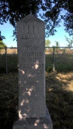 MASON, TOM - Jack County, Texas | TOM MASON - Texas Gravestone Photos