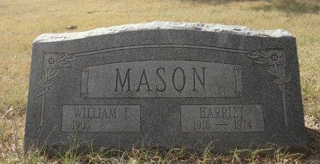 MASON, WILLIAM F - Jack County, Texas | WILLIAM F MASON - Texas Gravestone Photos