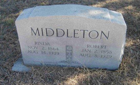 MIDDLETON, ROBERT - Jack County, Texas   ROBERT MIDDLETON - Texas Gravestone Photos