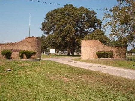 *ENTRANCE,  - Jackson County, Texas |  *ENTRANCE - Texas Gravestone Photos