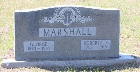 MARSHALL, ROBERTA EARKINE - Jackson County, Texas | ROBERTA EARKINE MARSHALL - Texas Gravestone Photos