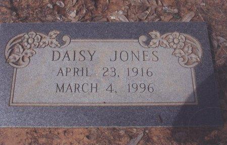 JONES, DAISY - Johnson County, Texas | DAISY JONES - Texas Gravestone Photos