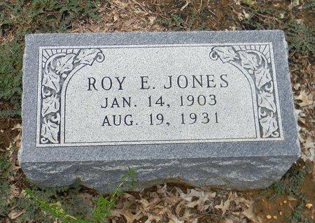 JONES, ROY E - Johnson County, Texas | ROY E JONES - Texas Gravestone Photos
