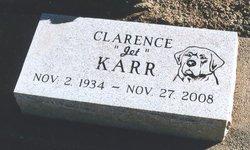 KARR, CLARENCE EARL - Johnson County, Texas | CLARENCE EARL KARR - Texas Gravestone Photos
