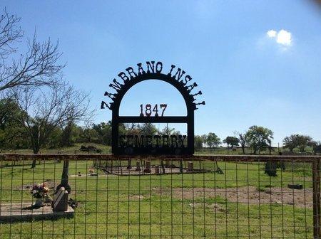 *INSALL ENTRANCE,  - Kendall County, Texas |  *INSALL ENTRANCE - Texas Gravestone Photos