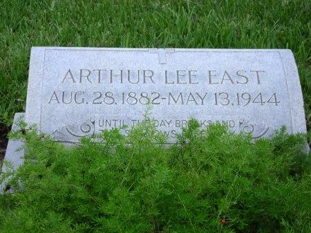 EAST, ARTHUR LEE - Kenedy County, Texas | ARTHUR LEE EAST - Texas Gravestone Photos