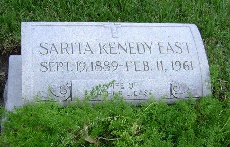 KENEDY EAST, SARITA - Kenedy County, Texas | SARITA KENEDY EAST - Texas Gravestone Photos