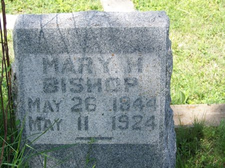 BISHOP, MARY H. - Kimble County, Texas | MARY H. BISHOP - Texas Gravestone Photos
