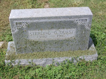 DUTST, STERLING - Kimble County, Texas | STERLING DUTST - Texas Gravestone Photos