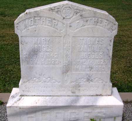 HODGES, MARY - Kimble County, Texas | MARY HODGES - Texas Gravestone Photos