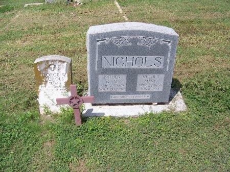 NICHOLS, MARY - Kimble County, Texas | MARY NICHOLS - Texas Gravestone Photos
