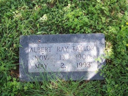 TAYLOR, ALBERT RAY - Kimble County, Texas   ALBERT RAY TAYLOR - Texas Gravestone Photos