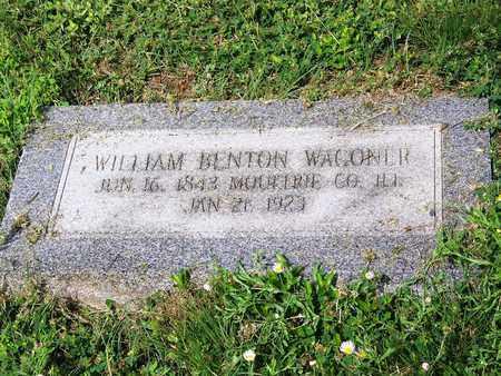 WAGONER, WILLIAM BENTON - Kimble County, Texas   WILLIAM BENTON WAGONER - Texas Gravestone Photos
