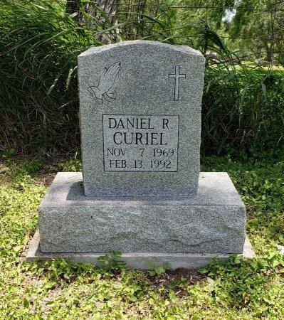 CURIEL, DANIEL R. - Kleberg County, Texas | DANIEL R. CURIEL - Texas Gravestone Photos