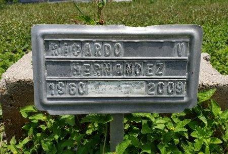 HERNANDEZ, RICARDO V. - Kleberg County, Texas   RICARDO V. HERNANDEZ - Texas Gravestone Photos