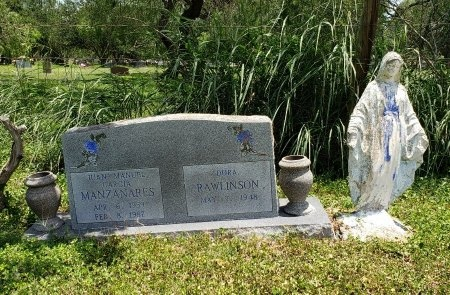 MANZANARES, JUAN MANUEL GARCIA - Kleberg County, Texas | JUAN MANUEL GARCIA MANZANARES - Texas Gravestone Photos