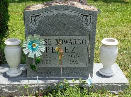 PEREZ, JOSE EDWARDO - Kleberg County, Texas | JOSE EDWARDO PEREZ - Texas Gravestone Photos