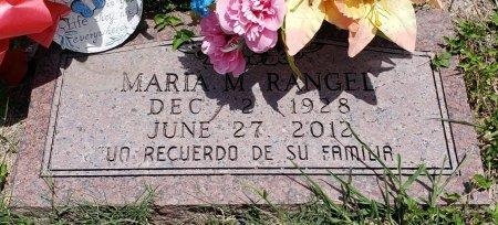 RANGEL, MARIA M. - Kleberg County, Texas | MARIA M. RANGEL - Texas Gravestone Photos