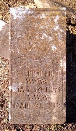 BRADFORD, C L - Lamar County, Texas | C L BRADFORD - Texas Gravestone Photos