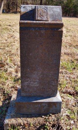 BRACKEE BROWN, REBECCA - Lamar County, Texas   REBECCA BRACKEE BROWN - Texas Gravestone Photos