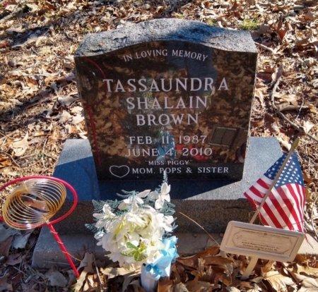 BROWN, TASSAUNDRA SHALIN - Lamar County, Texas   TASSAUNDRA SHALIN BROWN - Texas Gravestone Photos