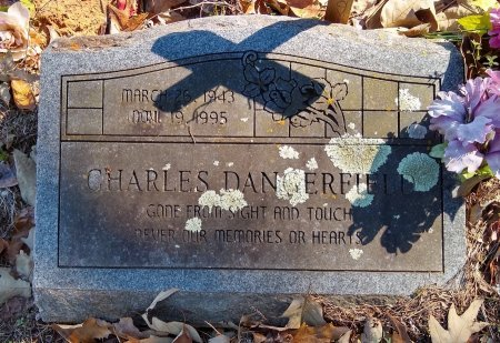 DANGERFIELD, CHARLES - Lamar County, Texas | CHARLES DANGERFIELD - Texas Gravestone Photos