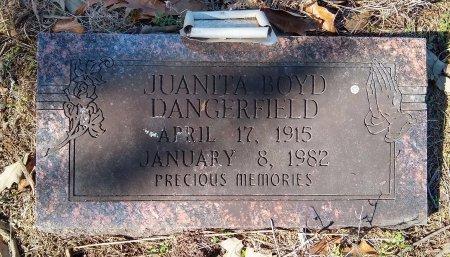 DANGERFIELD, JUANITA - Lamar County, Texas   JUANITA DANGERFIELD - Texas Gravestone Photos