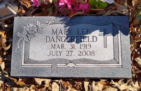 DANGERFIELD, MARY LEE - Lamar County, Texas | MARY LEE DANGERFIELD - Texas Gravestone Photos